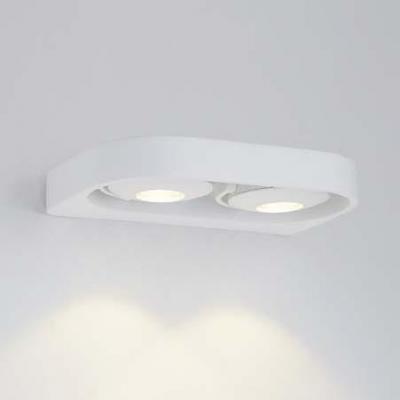 Настенный светильник Donolux DL18696/12WW-White накладной светильник donolux dl18406 12ww white