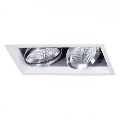 Встраиваемый светильник Donolux DL18485/02WW-SQ встраиваемый светильник donolux sn1510 02