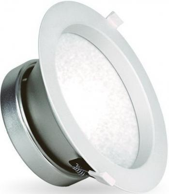 Встраиваемый светодиодный светильник Kreonix DL-R232-31W/NW-White 4071 встраиваемый светодиодный ультратонкий светильник estares dl 7 white тёплый белый