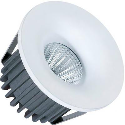 Встраиваемый светодиодный светильник Kreonix ML-48-Round-3D/WW 8000  - купить со скидкой