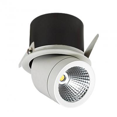 Встраиваемый светодиодный светильник Lucia Tucci Pipe 424.1-12W-WT цена
