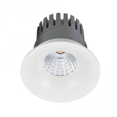 Встраиваемый светодиодный светильник Lucia Tucci Solo 132.1-12W-WT  цена