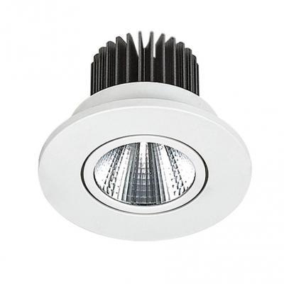 Встраиваемый светодиодный светильник Lucia Tucci Suomy 323.1-5W-WT