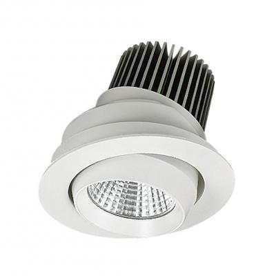 Встраиваемый светодиодный светильник Lucia Tucci Trulle 575.1-7W-WT lucia tucci потолочный светодиодный светильник lucia tucci vogue 121 1 7w wt