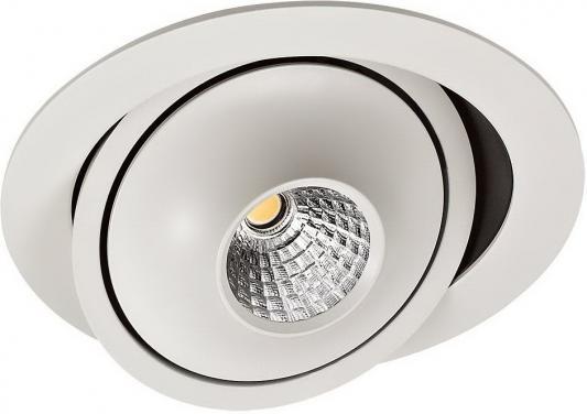 Встраиваемый светодиодный светильник Lucia Tucci Vario 657.1-12W-WT