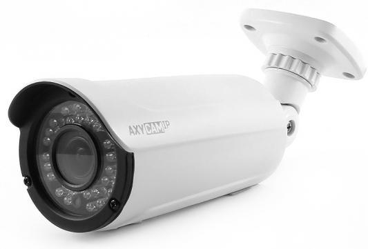 "Камера IP Axycam AN10-43V12NIL-P CMOS 1/2.7"" 1920 x 1080 H.264 RJ-45 LAN PoE белый"
