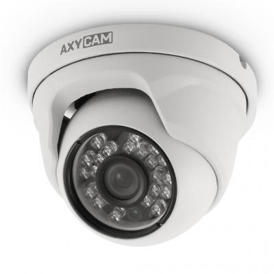 Камера IP Axycam DOME CMOS 1/3'' 2592 х 1520 H.264 MJPEG RJ-45 LAN PoE белый AD-53B3.6NIL-P
