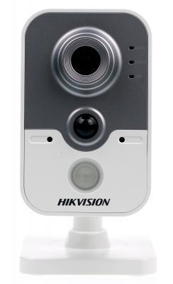"""Камера IP Hikvision CUBE CMOS 1/2.8"""" 2688 x 1520 H.264 MJPEG RJ-45 LAN PoE белый серый DS-2CD2442FWD-IW"""