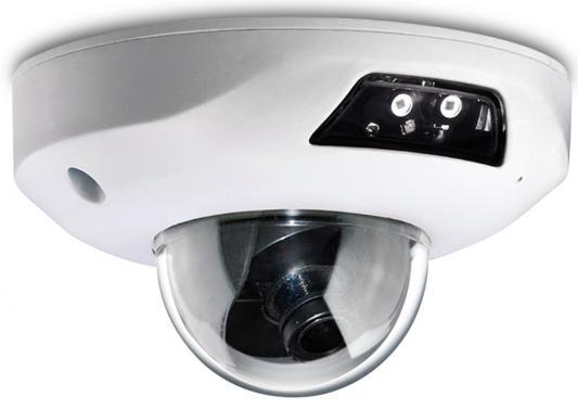 """Камера IP Axycam AD11-43B2.8NIL-P CMOS 1/2.8"""" 1920 x 1080 H.264 RJ-45 LAN PoE белый"""
