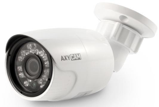 Камера IP Axycam AN5-33B3.6NIL-P CMOS 1/3'' 1280 x 1024 H.264 MJPEG RJ-45 LAN PoE белый