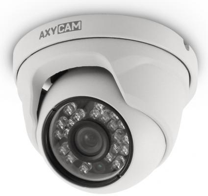 Камера IP Axycam DOME CMOS 1/3'' 1280 x 1024 H.264 MJPEG RJ-45 LAN PoE белый AD-33B3.6NIL-P
