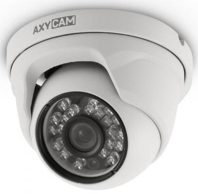 """Камера IP Axycam DOME CMOS 1/2.7"""" 1920 x 1080 H.264 MJPEG RJ-45 LAN PoE белый AD-43B3.6NIL-P"""