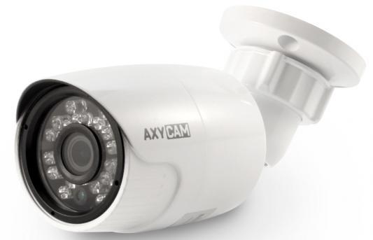 Камера IP Axycam AN5-53B3.6NIL-P CMOS 1/3'' 2592 х 1520 H.264 RJ-45 LAN PoE белый
