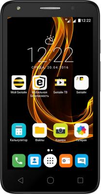 "Смартфон Alcatel Pixi 4 5045D серый 5"" 8 Гб LTE Wi-Fi GPS 3G"