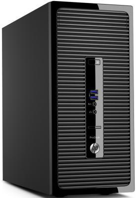 Системный блок HP ProDesk 490 G3 MT i5-6500 3.2GHz 8Gb 1Tb HD530 DVD-RW Win10Pro клавиатура мышь черный Z2K13EA