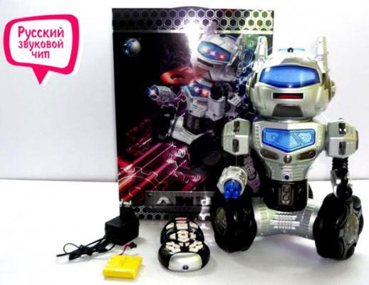Боевой робот Shantou Gepai Линк танцующий двигающийся на радиоуправлении со звуком светящийся