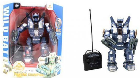 Боевой робот Shantou Gepai Wild Battle на радиоуправлении танцующий двигающийся  2028-1+B