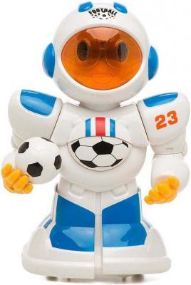 Робот-трансформер Shantou Gepai Футболист на радиоуправлении со звуком светящийся