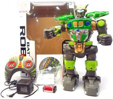 Боевой робот Shantou Gepai Боец 32 см на радиоуправлении 9838-1A домик shantou gepai my house bs866 1a