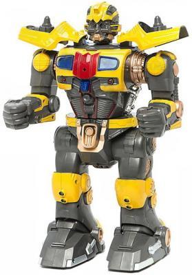 Интеллектуальный робот Shantou Gepai Армагеддон 33 см со звуком светящийся на радиоуправлении двигающийся