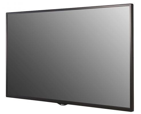 Телевизор LG 55SM5C черный