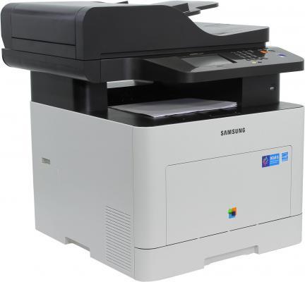 МФУ Samsung SL-C3060FR цветное А4 30ppm 9600x600dpi Ethernet USB