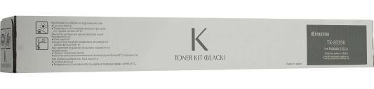 Картридж Kyocera TK-8335K для Kyocera TASKalfa 3252ci черный 25000стр kyocera taskalfa 3252ci