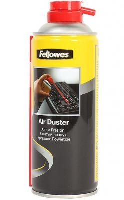 Баллон с сжатым воздухом Fellowes FS-99749(01) 350 мл CRC99749 пневматический очиститель fellowes fs 99749