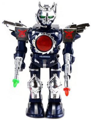 Боевой робот Shantou Gepai двигающийся со звуком светящийся