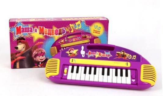 Пианино Маша и медведь 44914