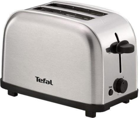 Тостер Tefal TT330D30 серебристый 8000035883 tefal k 0910204 talent