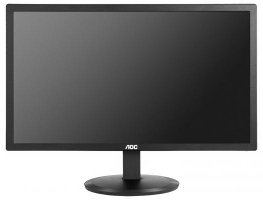 Монитор 22 AOC E2280SWN(/01) монитор 20 aoc i2080sw