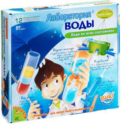 """Игровой набор BONDIBON """"Французские опыты Науки с Буки"""" - Лаборатория воды арт. 2050"""