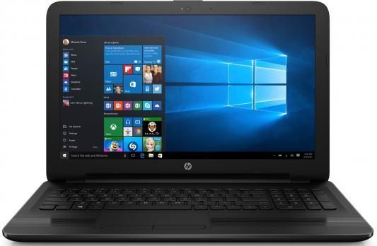 "Ноутбук HP 15-ay522ur 15.6"" 1366x768 Intel Celeron-N3060 X4L65EA"