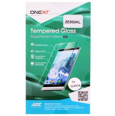 Защитное стекло ONEXT для Asus Zenfone 2 Laser ZE500KL 40984