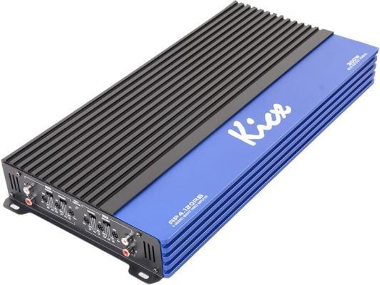 Усилитель звука Kicx AP 4.120AB 4-канальный