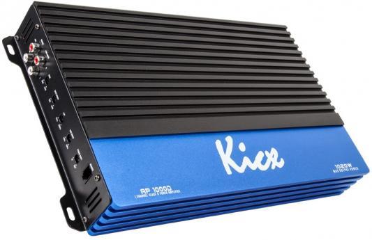 Усилитель звука Kicx AP 1000D 1-канальный kicx sc 600 1