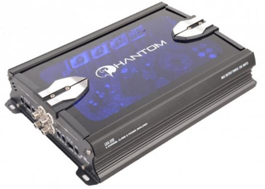 Усилитель звука Phantom LX 4.120 4-канальный