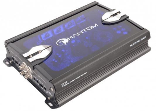 Усилитель звука Phantom LX 4.120 4-канальный шлепанцы женские hurley sample phantom phantom sandal