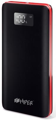 Портативное зарядное устройство HIPER BS10000 10000мАч черный портативное зарядное устройство hiper rp10000 10000 мач