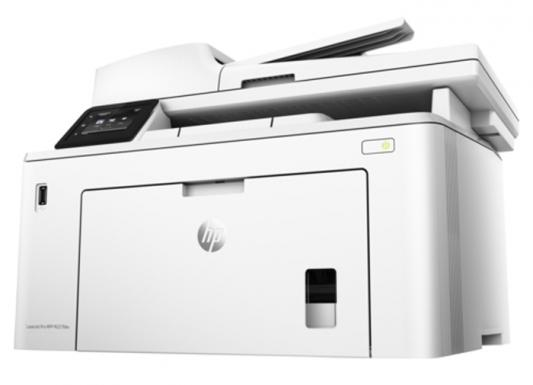 МФУ HP LaserJet Pro M227fdw G3Q75A ч/б A4 28ppm 1200x1200dpi Ethernet USB