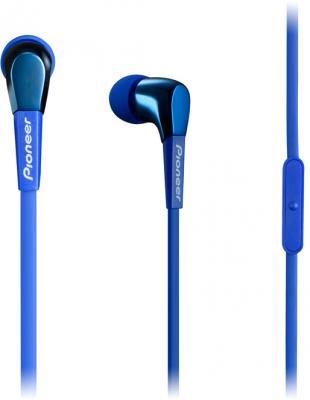 Гарнитура Pioneer SE-CL722T-L синий гарнитура