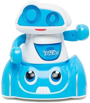 Интеллектуальный робот Shantou Gepai Mech Denry 19 см со звуком светящийся двигающийся