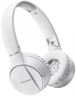 Гарнитура Pioneer SE-MJ553BT-W белый гарнитура