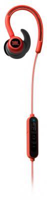 Наушники JBL Reflect Contour беспроводные красный jbl vrx918sp