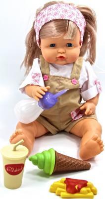 Кукла Shantou Gepai На пикнике 40 см со звуком пьющая писающая смеющаяся в ассортименте Y4071536