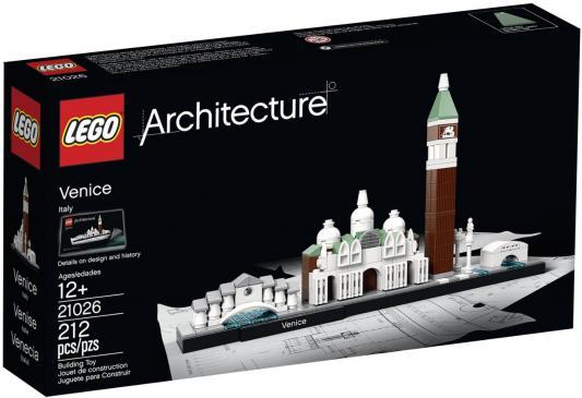 Конструктор Lego Architecture Венеция 212 элементов 21026