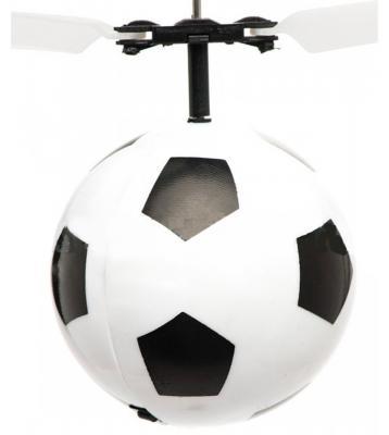Флаер на ИК управлении От Винта Футбольный мяч пластик от 7 лет белый Fly-0241 вертолёт на радиоуправлении от винта fly 0231 зелёный от 7 лет пластик 87228