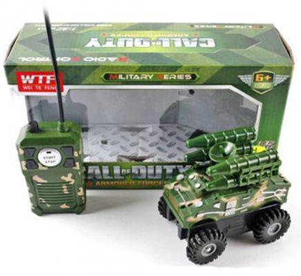 Ракетная установка Shantou Gepai Call Of Duty зелёный от 6 лет пластик  916-A