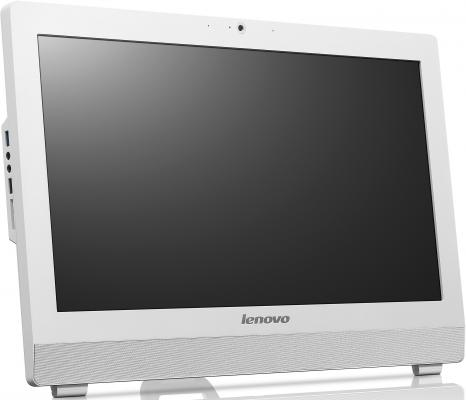 "Моноблок 19.5"" Lenovo S200z 1600 x 900 Intel Celeron-J3060 4Gb 500Gb Intel HD Graphics использует системную DOS белый 10K1000JRU 10K1000JRU"